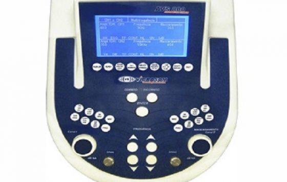 Audiômetro AVS800