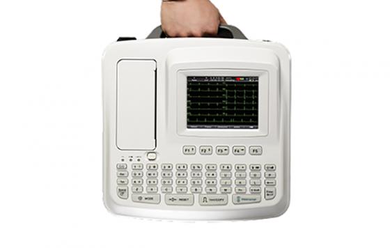 Eletrocardiógrafo 6 Canais de ECG
