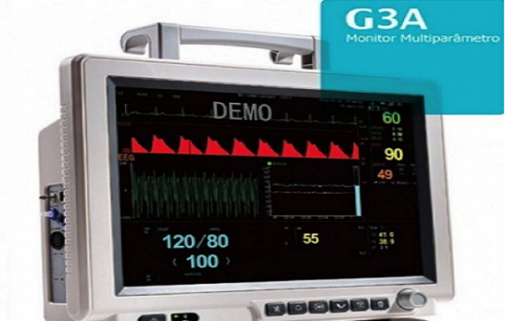 Monitor Multiparâmetro G3A