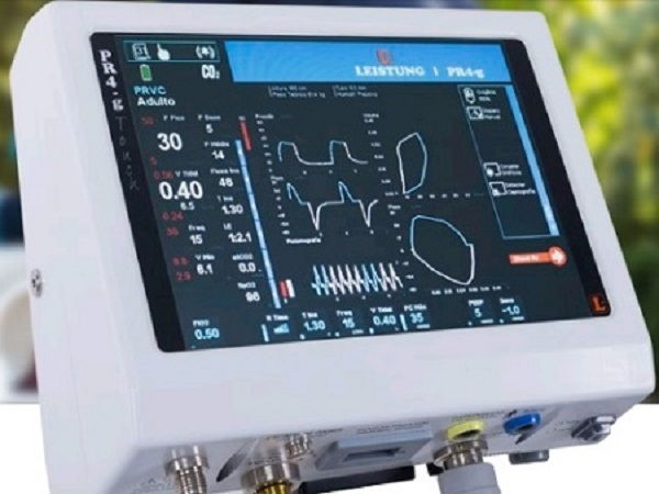 d8a33a09a3cb Ventilador Pulmonar PR4-G Touch – Vega Hospitalar