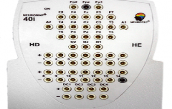 Eletroencefalógrafo Neuromap 40i