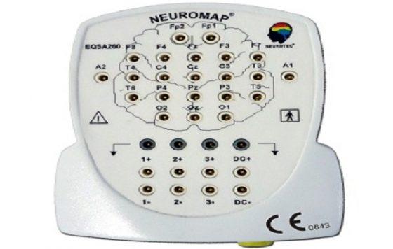 Eletroencefalógrafo EQSA260