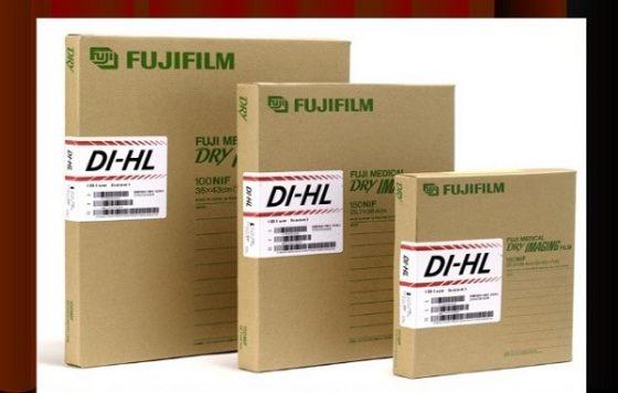 Filmes para Dry FujiFilm