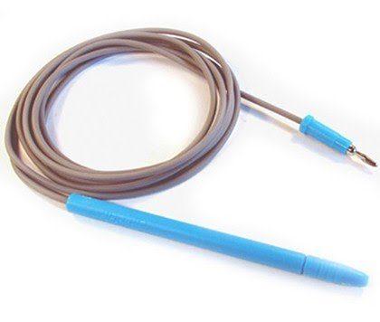 Caneta Verde autoclavável com cabo de 3m (para eletrodos M81 à M86) – Medcir